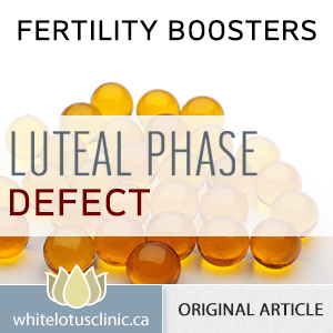Natural Fertility Boosters for Luteal Phase Defect