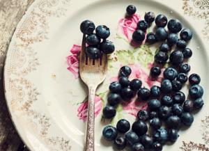 Quercetin in berries