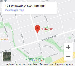 Google Map for White Lotus Clinic